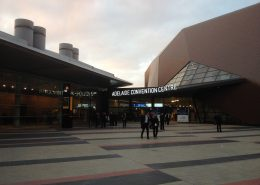 The IAC2017 Pictures from Adelaide