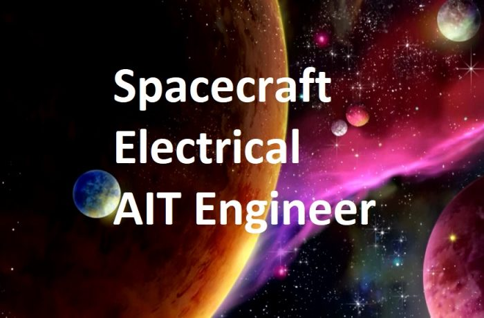 Spacecraft Electrical AIT Engineer
