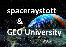 spaceraystott partner with GEO University