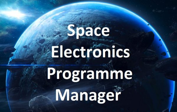Space Electronics Programme Manager