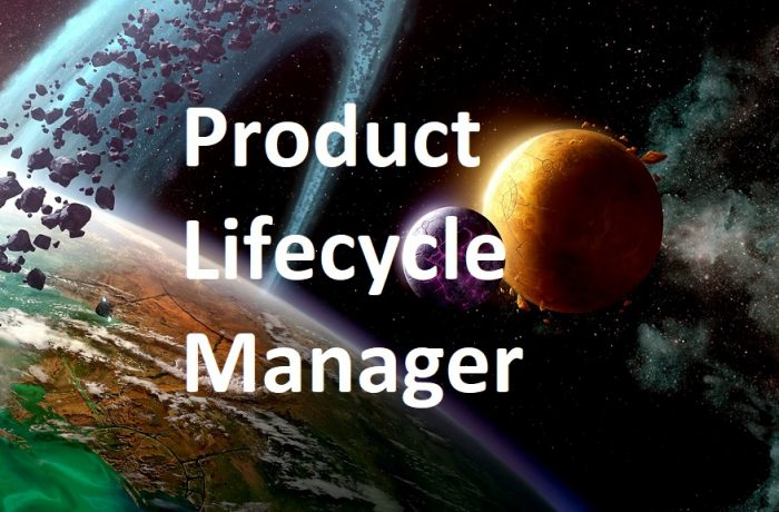 Product Lifecycle Manager