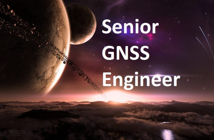 Senior GNSS Engineer