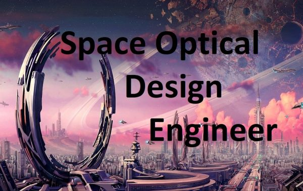Space Optical Design Engineer