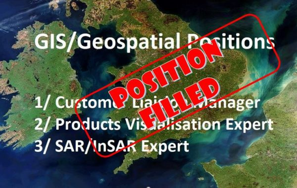 3 GIS/Geospatial positions