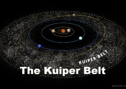 What and Where is The Kuiper Belt
