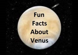 Venus Facts, our Sister Planet.