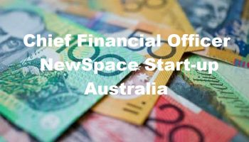 Chief Financial Officer (CFO) – NewSpace Start-up