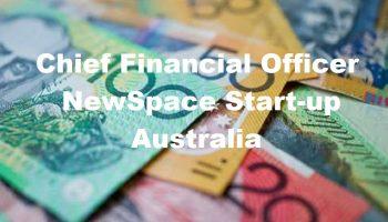 Chief Financial Officer (CFO) – NewSpace Start-up