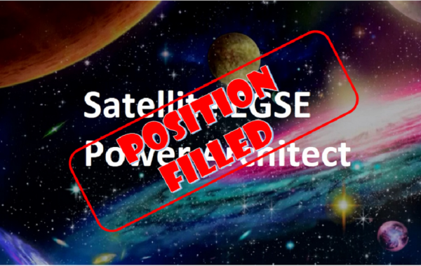 Satellite EGSE Power Architect