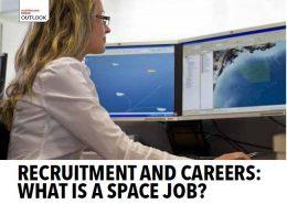 5/10 Recruitment & Careers: Space Job?