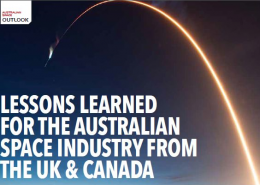 9/10 Lessons Learned for Australian Space