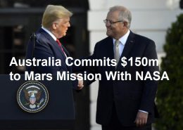 Mars mission $150m boost for Australia