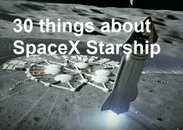 30 things about SpaceX Starship