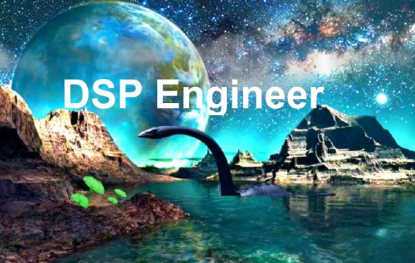 Digital Signal Processing (DSP) Engineer