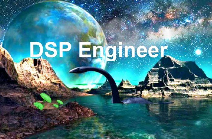 Digital Signal Processing (DSP) Engineer