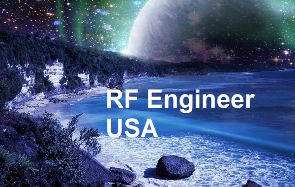 RF Engineer – USA