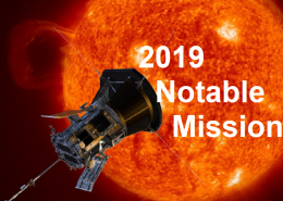 Notable Space Missions in 2019