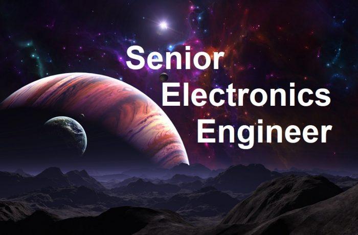 Senior Electronics Engineer