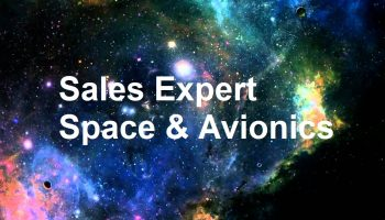 Sales Expert – Space & Avionics