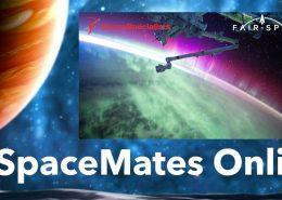 FAIR-SPACE Sponsors SpaceMates Online