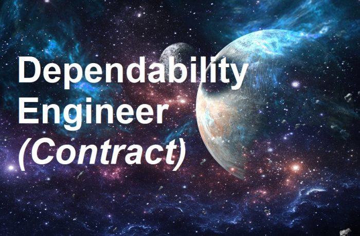 Dependability Engineer – Contract